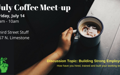 July 2017- Coffee Meet-up