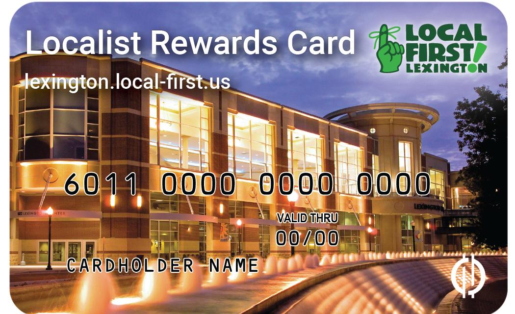 Introducing the Localist Rewards Card (Webinar)