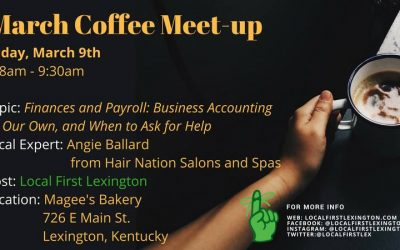 March 2018 Coffee Meetup at Magee's Bakery