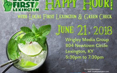 Happy Hour! at Wrigley Media Group on June 21