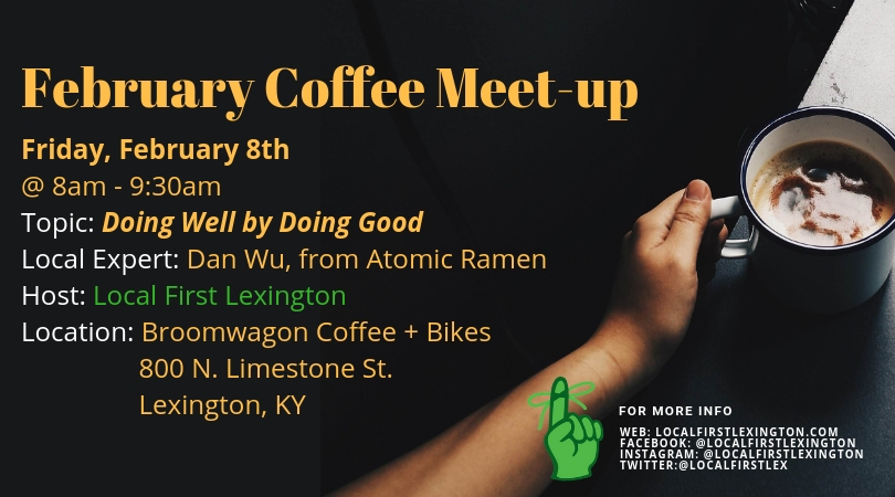 February 2019 Coffee Meet-up