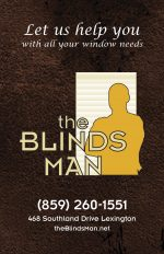 The Blinds Man