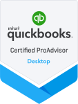Olivia Scholz is a certified QuickBooks ProAdvisor
